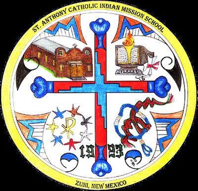 St. Anthony Indian School Zuni