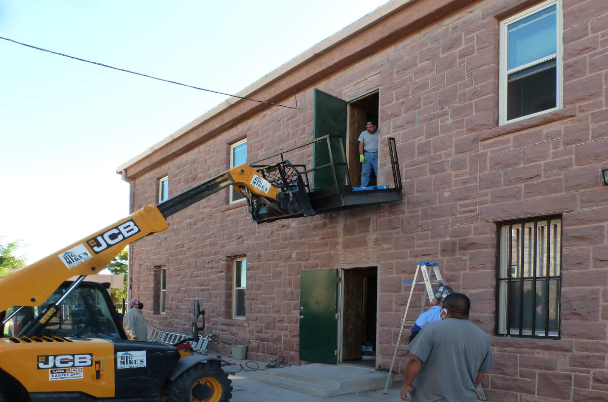 St Anthony Zuni Construction and Repair