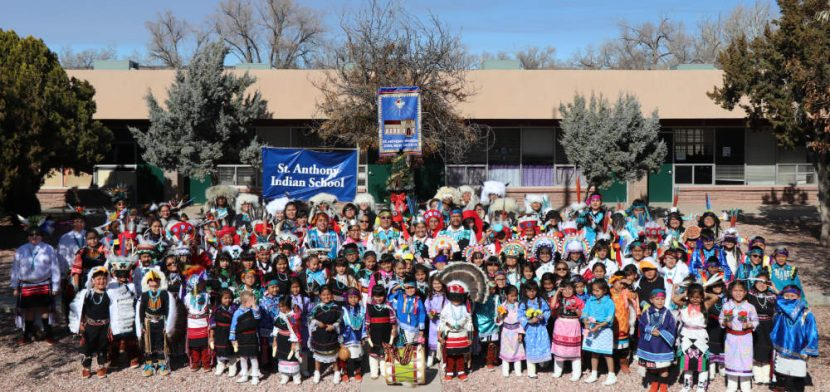 St Anthony School Zuni