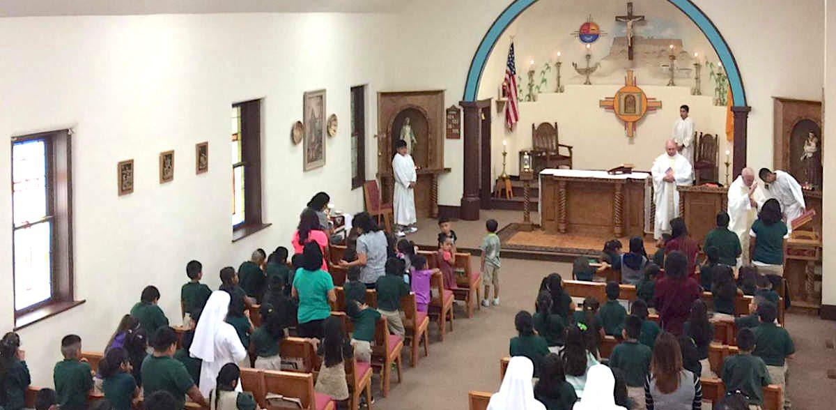 Return to Parish Life | St Anthony Zuni