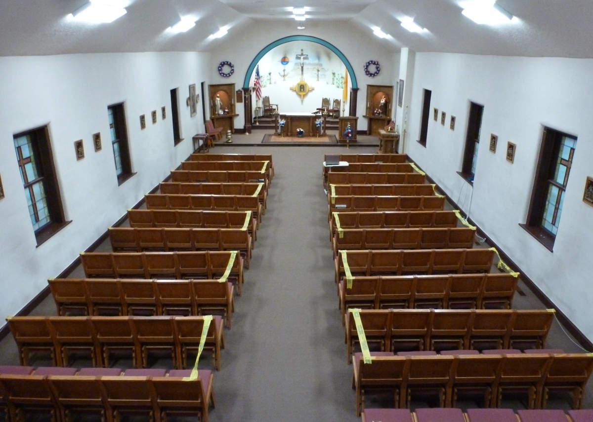 St. Anthony Zuni Church