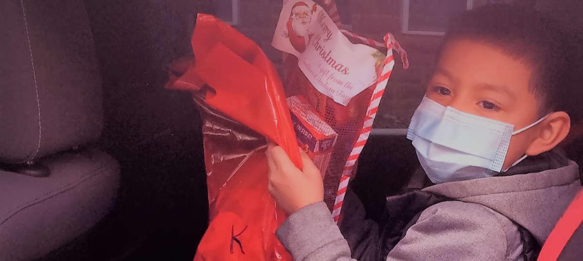 St. Anthony Zuni Child Gifts