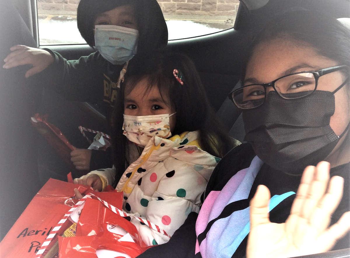 St Anthony Zuni Children Gifts Car