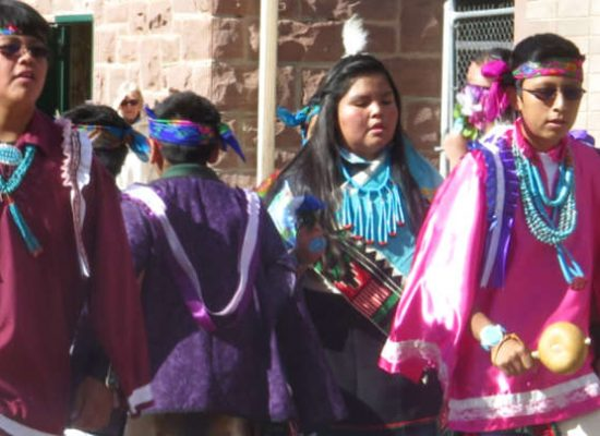 St Anthony Zuni Parade-2020 - 2021