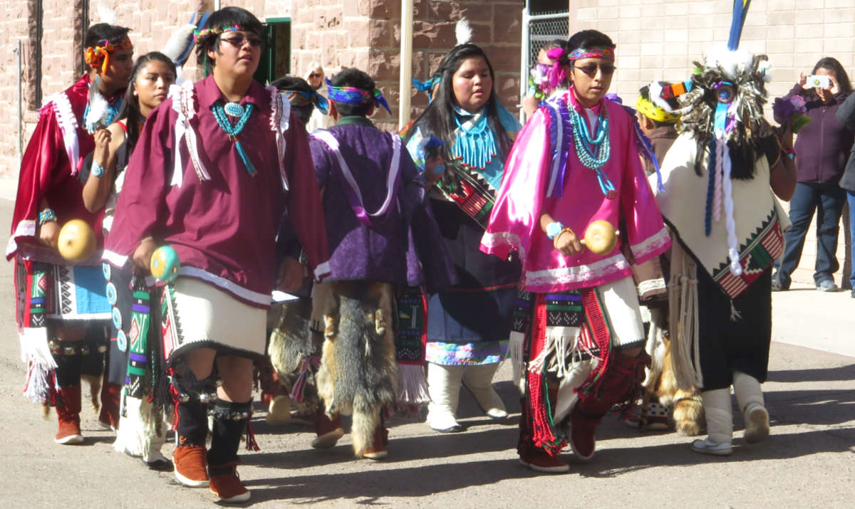 St Anthony School and Zuni Parade 2020-2021