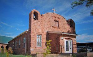 St. Anthony Mission Zuni Church