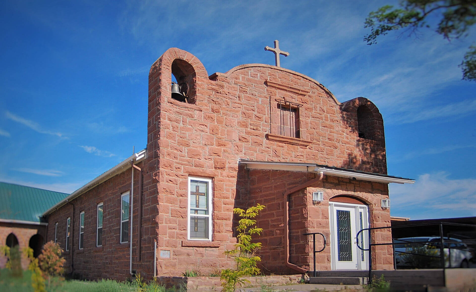 St. Anthony Mission Zuni Church